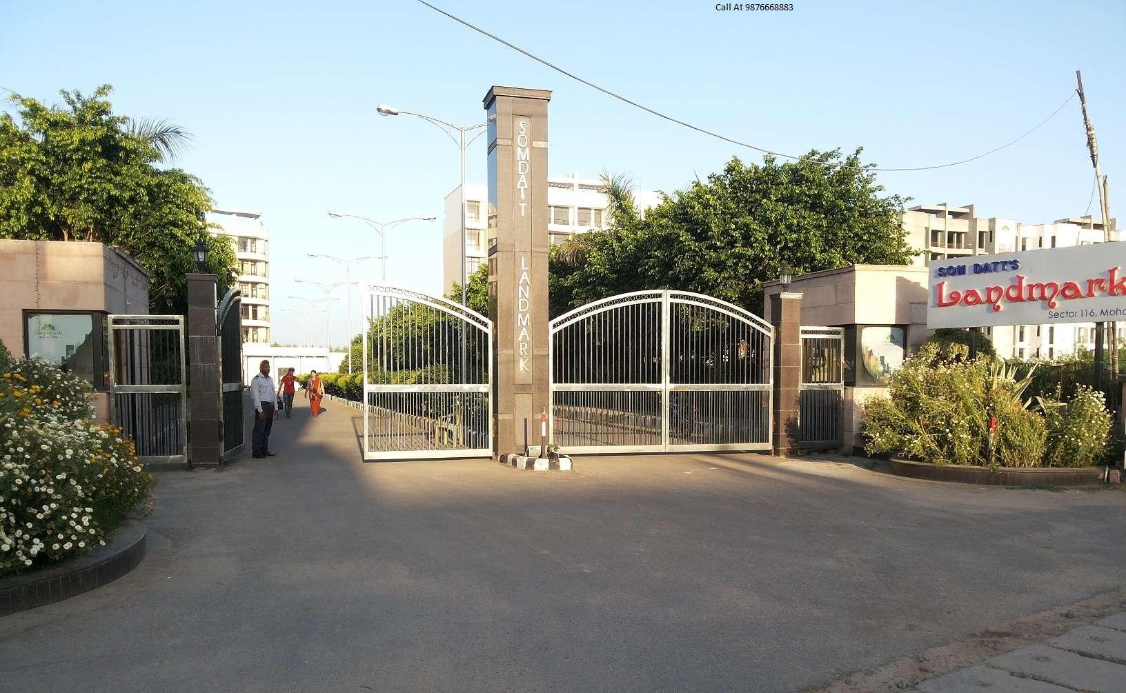 Somdatt's Landmark,Sec-116,Mohali. –   2BHK Apartment