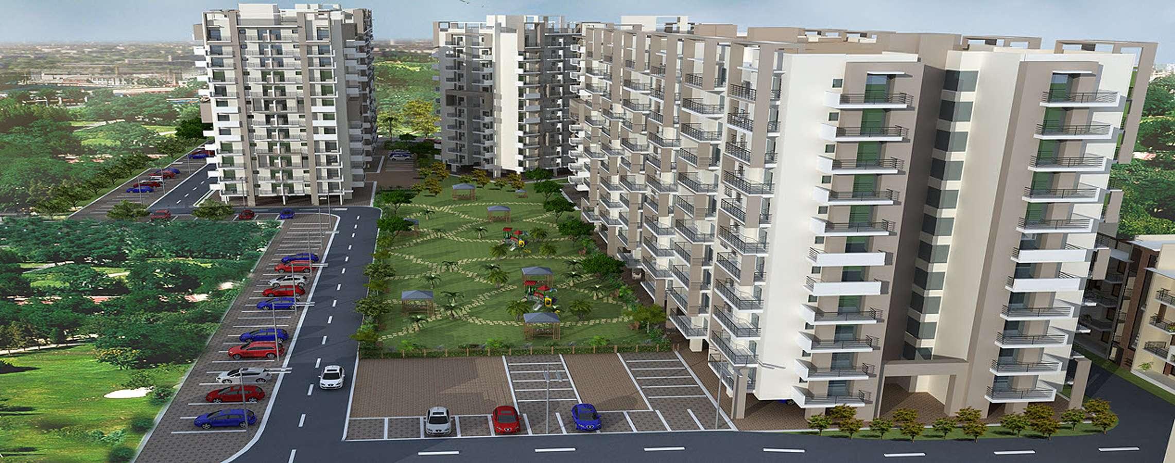 Orchid Greens,Sec-115,Mohali – 2BHK Apartment