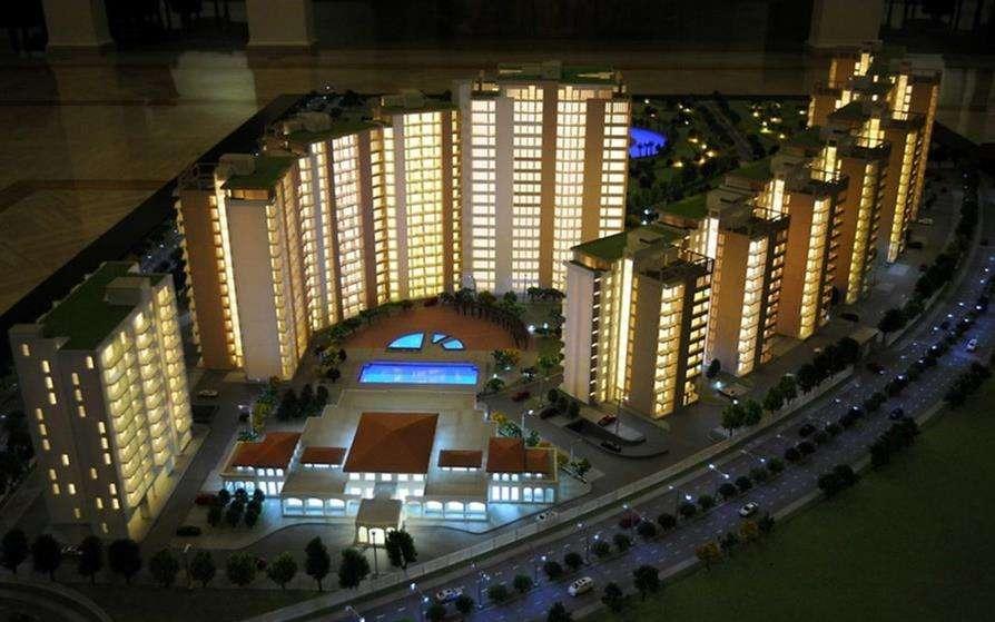 Wave Garden, Sec-85,Mohali – 3BHK Apartment