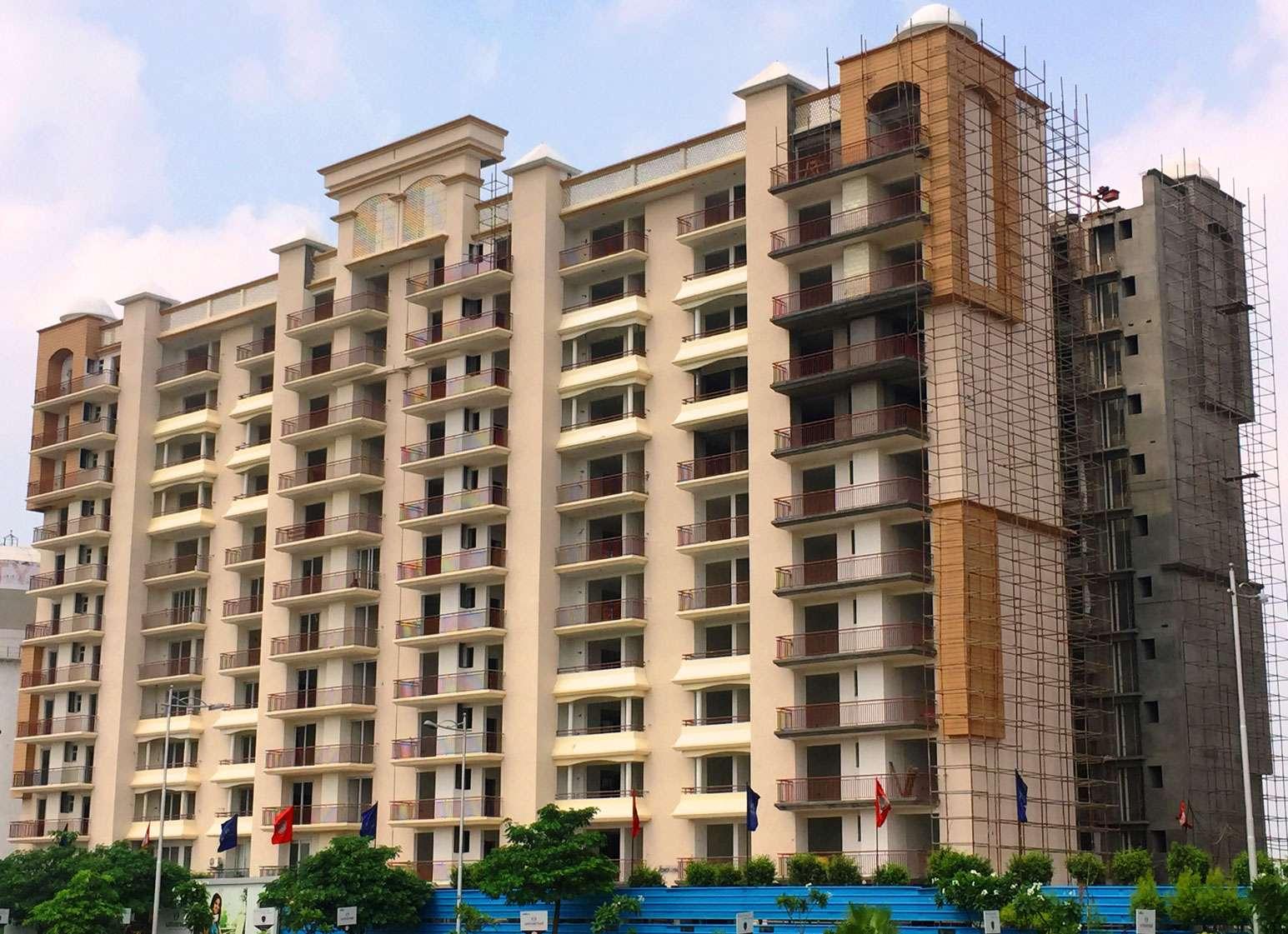 Taj Tower,Sec-104,Mohali –  4BHK+Store  Apartment